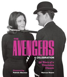 One of my favorite TV shows, with my all-time favorite female character Mrs. Emma Peel.