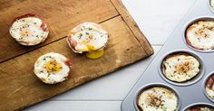 These Prosciutto Egg Baskets Will Be Your New Favorite Brunch Item