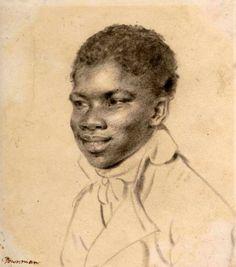 Portrait Of A Boy by John Downman