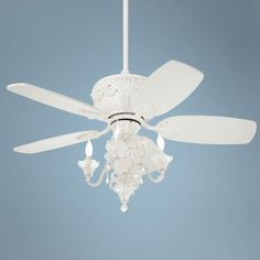 i really want a chandelier but my room gets super bad airflow. a chandelier + ceiling fan will be perfect!