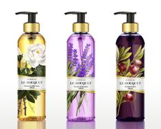 Le Bouquet branding by Viewpoint