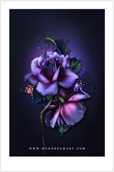 Famous Artists, Wallpaper Backgrounds, Flower Art, Florals, Bb, Frames, Paintings, Purple, Plants