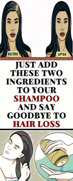 Just Add These Two Ingredients To Your Shampoo And Say Goodbye To Hair Loss Forever Health And Wellness Quotes, Health And Fitness Articles, Wellness Fitness, Health Advice, Health And Wellbeing, Fitness App, Body Workout At Home, Fitness Workout For Women, At Home Workout Plan