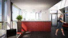 Haribo Hungary - Iroda design és harmonikus munkakörnyezet Bathtub, Design, Standing Bath, Bath Tub, Bathtubs, Bath, Bathroom