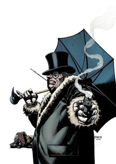 Batman #23.3 - The Penguin - JASON FABOK