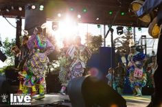 Photo gallery from the Aboriginal Day Live concert in Winnipeg, Manitoba, Canada