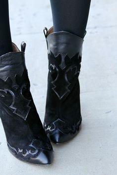 Zara boots PERPETUITY
