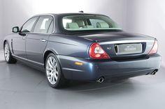 2008 Jaguar XJ8 Sovereign LWB