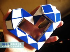 Rubik Snake, Tangram Puzzles, Snake Patterns, Cube, Give It To Me, Anna, Magic, Shapes, Cool Stuff