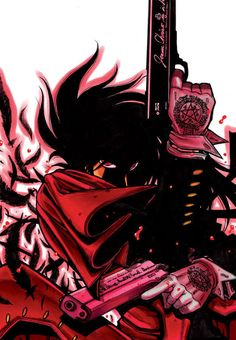 Hellsing (Alucard)