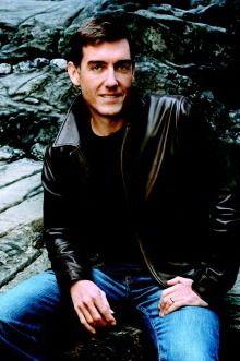 Justin Cronin author of the Passage