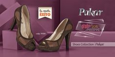 A todas nos gustan los zapatos.  ¿Ya tienes el catálogo de Dama? Hay muchas opciones para ti. #larecetadelexito