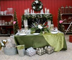 #Christmas  The Barn Nursery Christmas Shop www.barnnursery.com 120113