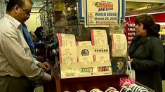 Lottery grows to second largest in U. Jacqui Heinrich reports from New York City on ticket sales. Top World News, Top News, Mega Millions Jackpot, Winning Numbers, Google News, News Stories, Daily News, Climbing, Ticket Sales