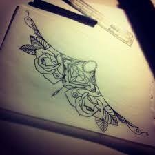 chandelier sternum tattoo - Google Search