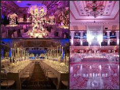 Dream Wedding venue~ purple