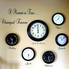 Clock Wall Art Idea - Simplemost