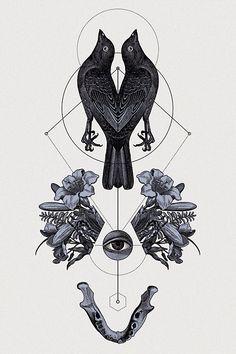 Love the weird symmetry