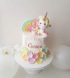 Orange cake without flour - HQ Recipes Beautiful Cakes, Amazing Cakes, Cute Birthday Cakes, Mom Birthday, Pony Cake, Girl Cakes, Savoury Cake, Cute Cakes, Creative Cakes