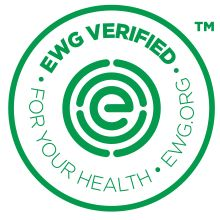 EWG VERIFIED™ : For Your Health