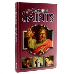 The Book of Saints - based on the church calendar and the text encompasses the lives of nearly 200 saints! Book Of Saints, Catholic Books, The Book, Books Online, Texts, Calendar, Life, Life Planner, Texting