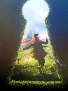 Alice in Wonderland #new #movie #Mad #Hatter #Johnny Depp #photography