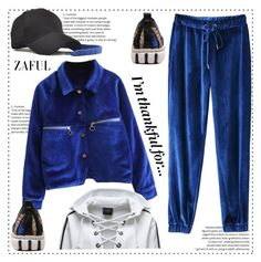"""I'm Thankful for..."" by duma-duma ❤ liked on Polyvore featuring Puma, imthankfulfor and zaful"