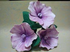 Flores goma eva on pinterest flower bouquets - Flores de goma eva ...