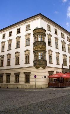 Hauenschildův palác | © Jan Andreáš Turistické stránky města Olomouce Czech Republic, Period, Roman, Polish, Europe, Action, Landscape, The Originals, City