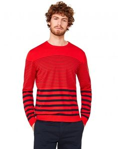 #Benetton #SS17 #collection #trend #fashion #man #kniwear #sweaters #color #cotton #stripes