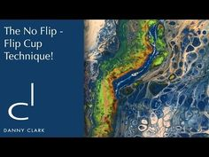 Low Cost Acrylic Pouring Recipe with Lots of cells (EP10) - YouTube