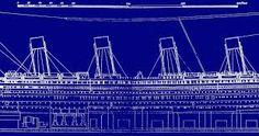 Resultado de imagem para evans jacobs titanic model