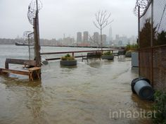 How will climate change affect NYC?