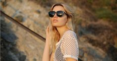 Maxine by Isaac Zoller for dblanc sunglasses (style Vast Minority) 2015