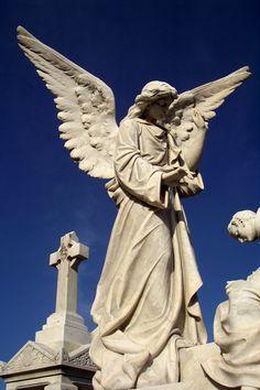 Angel Statue -