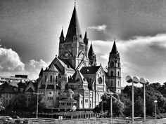 Heiliger Franz von Assisi / Jubiläumskirche Kirchen, Vienna, Cologne, Cathedral, Building, Travel, Saints, Buildings, Cathedrals