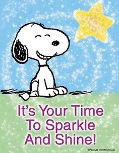 Winnie The Pooh Friends, Snoopy Love, Create And Craft, Peanuts Snoopy, Cute Quotes, Woodstock, Charlie Brown, Dogs And Puppies, Sparkle