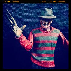 "Neca 6"" Freddy Krueger"