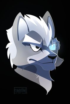 Wolf O'Donnell by TheGreatHushpuppy on DeviantArt