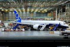 Boeing 787-9 aircraft picture