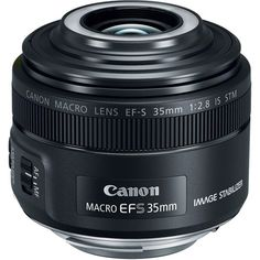CANON EF-S 35MM F2.8 MACRO IS STM LENS 2220C002 - Henry's best camera store in Canada : Origin