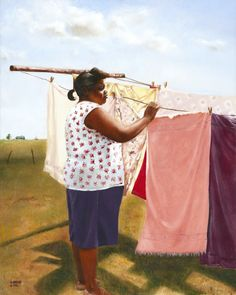 Laundry DayOriginal by CreationsByLaReece