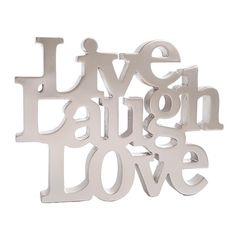 "Διακοσμητικό ""Live Laugh Love"" INART Live Laugh Love, Table Decorations, Frame, Home Decor, Style, Picture Frame, Swag, Decoration Home, Room Decor"