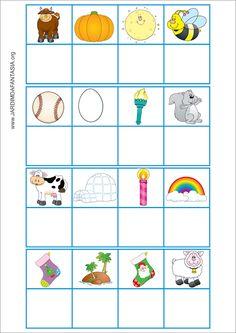 Jogo com  Letra Inicial e Formação de Palavras                                                                                                                                                                                 Mais