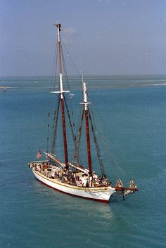 Schooner Western Union entering Key West Harbor | Flickr - Photo Sharing!