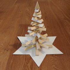 www.design.wien Rudolf I. Der Kleine (26cm) White Christmas, Feta, Cheese, Design, Tree Structure