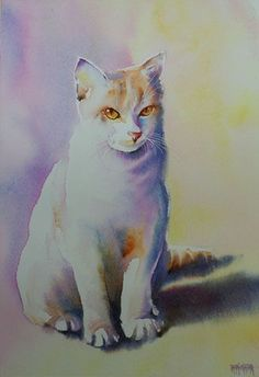 Aquarelles animaux - Aquarelle Marichalar Watercolor