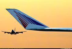 Follow the planes