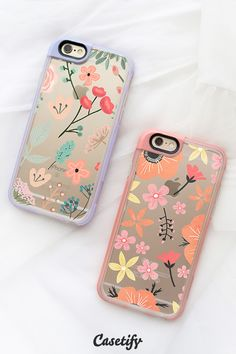 Click through to shop these iPhone 6 phone cases by @frostdesignco >>> https://www.casetify.com/frostdesignco/collection #phonecase #floral #floralprint #protective | @casetify