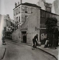 Rue des Lilas, Willy Ronis